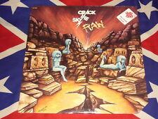 CRACK THE SKY - raw LP 1986    GRUDGE GR 0963