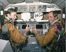 Bob Crippen Authentic Autographed Signed NASA Astronaut 8x10 Photo W/COA