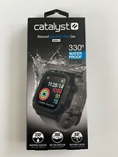Catalyst Waterproof Case for Apple Watch Series 4 44mm - Space Gray