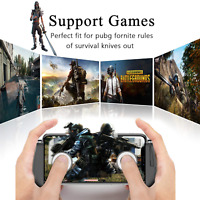 Universal Mobile Smartphone Game Handle Holder With Joystick Controller PUBG
