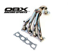 OBX Header For 1999 To 2004 Mazda Protege/ MX3 ZM-DE 1.6/1.8L Stainless