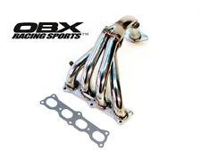 OBX Header For 1999 To 2004 Mazda Protege/ MX3 ZM-DE 1.6/1.8L Stainless