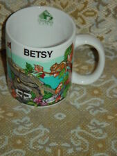 Linyi Chimney Rock Park Personalized Coffee Cup Name Betsy