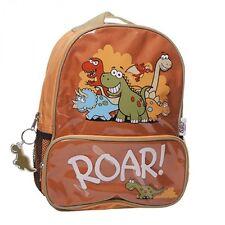 Bugzz DINOSAUR Backpack School Bag Rucksack Girls Swimming Childs Kids