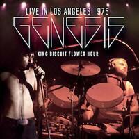GENESIS-LIVE IN LOS ANGELES 1975-IMPORT 2 CD WITH JAPAN OBI