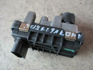 Stellmotor Ladedruckregler rechts VW Touareg AUDI A4 A6 Q7 6NW009483 761963