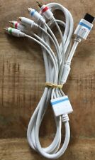 NINTENDO Wii ✔ NYKO COMPONENT AV HD CABLE CORD ✔ FULLY TESTED & SHIPS TODAY!