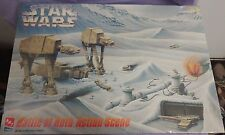 LOT OF 2 AMT STAR WARS Battle of Hoth and TIE Fighter NEW SEALED model kits.