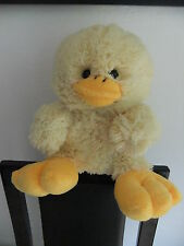 """8"""" CUDDLERS YELLOW DUCK CHICK SOFT CUDDLY TOY TEDDY BEAR NEXT EASTER BIRD LING"""