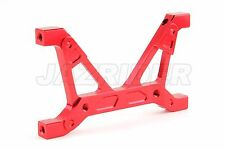 Jazrider Aluminum Rear Chassis Frame Brace (Red) For Axial Racing SCX10 II