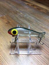 New listing Vintage Fishing Lure Hump Lure Co M2 Bingo Nice Shape Tough Texas Plugging Bait