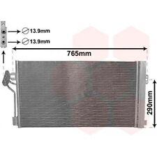 VAN WEZEL Kondensator, Klimaanlage   Mercedes-Benz Vito Bus Vito/Mixto Kasten