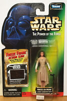 VINTAGE PAPLOO EWOK  KIT POWER OF THE FORCE LAST 17 REPRO COIN