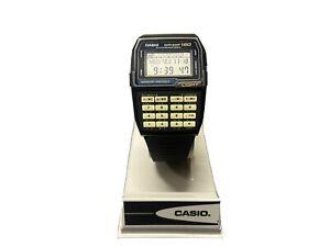 Casio DBC-150 Databank Calculator Vintage Rare
