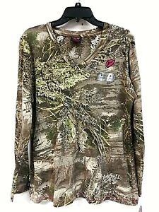 $20 Scent Blocker Women's Shield Robinson T-Shirt, Realtree Max-1 Size M - 0U_46