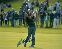 Retief Goosen Autographed PGA Golf Signed 8X10 Photo B