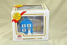 MODEL POWER MR. RODGER'S HOUSE HO SCALE BUILDING LIGHTED No. 585