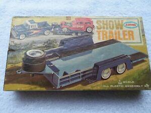 AURORA SHOW CAR TRAILER KIT #530-49 NIB/NOS