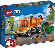 LEGO 60220 Garbage Truck Orange City Brand new 2019 IN HAND !!