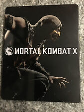 MORTAL KOMBAT X KOLLECTOR'S STEELBOOK ED.LIMITATA  E NUMERATA PS4 Playstation 4
