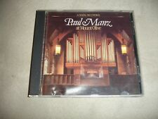 Paul Manz At Mount Olive CD 1994 E-2021