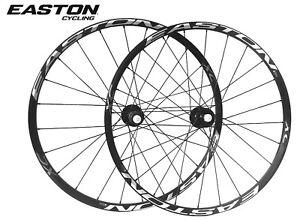 Easton XC 26'' Bicycle MTB Bike Wheels Hand Built High Quality + kenda tyres