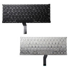 For Apple Macbook Air 13 A1369 A1466 US Layout Keyboard Laptop Black MC965 MC966