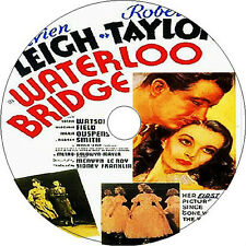 Waterloo Bridge 1940 DVD Robert Taylor Vivien Leigh Lucile Watson