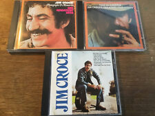 Jim Croce [3 CD Alben] Greatest Hits + Time in a Bottle + Photographs & Memories