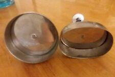 Filipino Style: Polvoron Molder (Large ) Round / Oval
