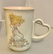 Precious Moments Precious Coffee Mug Tea Cup Enesco Collectible