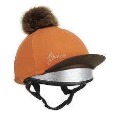 LeMieux Hat Silk - Paprika