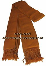 SI - IRISH SAFFRON LONG PLAID ( PLEATED )