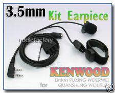 3-wire kit Earpiece for PX-888 PX-777 KG-UVD1 E91K