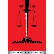 12 Angry Men (50th Anniversary Edition) with Special Features, , New DVD, Joseph