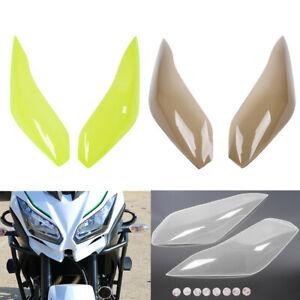 Protective cover headlight for kawasaki versys 1000 650 2015-2019 2018
