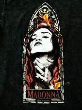 MADONNA Like A Prayer CHURCH ANNIVERSARYT SHIRT BLACK Large - Small S- 4XL PP394