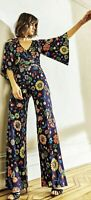 Brand New Boden Icons Limited Edition Evelyn 70's style Jumpsuit UK 10 RRP £250
