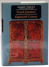 Francés Muebles Of The XVIII Century Pierre Verlet Listas Cabinetmakers