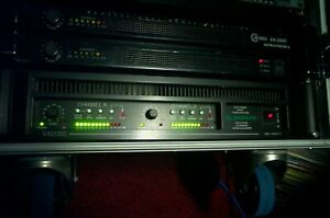 Mc gregor Sa2000 power amplifier