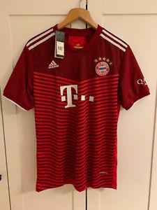 FC Bayern Trikot Home 21/22 + Hose, NEU, Größe L