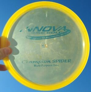 Rare! PFN Multi-Purpose Innova Champion Spider - 175g, Patents, Stiff!