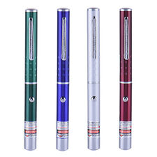 5mw 650nm Grade Military Visible Light Beam Red light Pointer Pen Ray