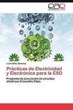 Prácticas de Electricidad y Electrónica para la ESO: Programa de simulación de c