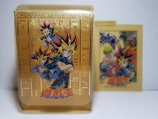 Rare 1998 Bandai Japanese Yu-Gi-Oh! Season 0 Memorial Edition Card Case Deck Box