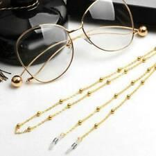 Gold Sunglasses Lanyard Rose Eyeglass Glasses Chains Cord Reading Glasses Strap
