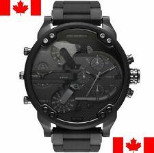 Diesel DZ7396 Mr. Daddy 2.0 Men Wristwatch - Black