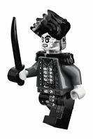 LEGO PIRATES OF THE CARIBBEAN MINIFIGURE CAPTAIN SALAZAR 71042 ZOMBIE PIRATE