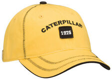Cat Caterpillar Gold Zig Zag Cap 4445690
