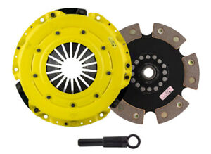 ACT DC1-HDG6 Advanced Clutch HD/Race Sprung 6 Pad for 67-70 Dodge Charger R/T